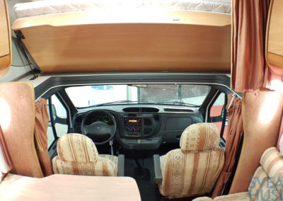 Chausson Welcome 28 - Svea Husbilar (14)