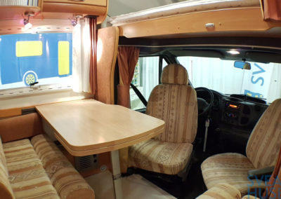 Chausson Welcome 28 - Svea Husbilar (21)