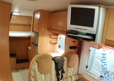 Chausson Welcome 28 - Svea Husbilar (28)