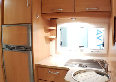 Chausson Welcome 28 - Svea Husbilar (30)