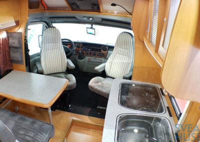 Dethleffs Esprit RT 7014 - Svea Husbilar (21)