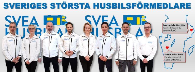 Störst i Sverige på förmedling av husbilar