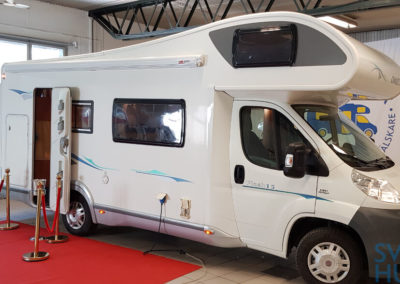 Chausson Flash 15 - Svea Husbilar (1)
