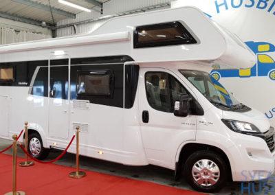 Hobby Siesta A 70 GM, Touring - Svea Husbilar (1)