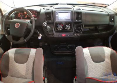 Hobby Siesta A 70 GM, Touring - Svea Husbilar (17)