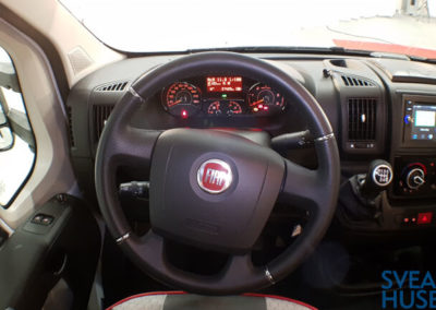 Hobby Siesta A 70 GM, Touring - Svea Husbilar (18)