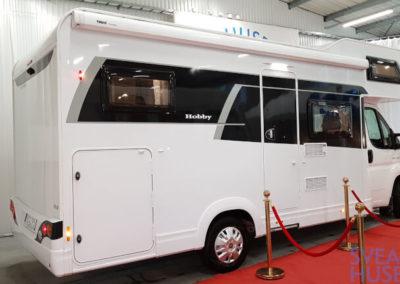 Hobby Siesta A 70 GM, Touring - Svea Husbilar (2)