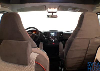 Hobby Siesta A 70 GM, Touring - Svea Husbilar (20)