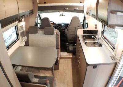 Hobby Siesta A 70 GM, Touring - Svea Husbilar (23)