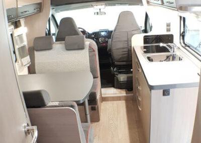 Hobby Siesta A 70 GM, Touring - Svea Husbilar (49)