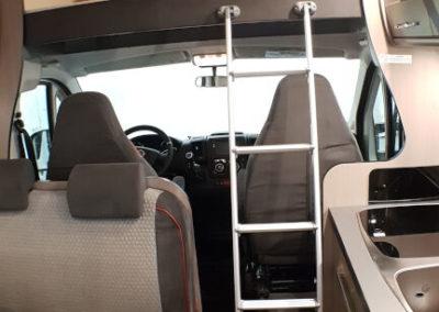 Hobby Siesta A 70 GM, Touring - Svea Husbilar (50)