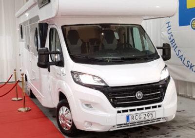 Hobby Siesta A 70 GM, Touring - Svea Husbilar (9)