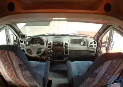 HYMER TRAMP GT 664 - Svea Husbilar (17)