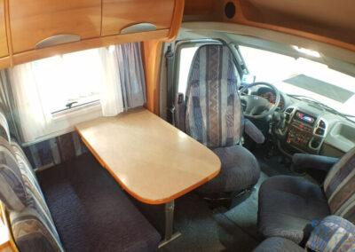 HYMER TRAMP GT 664 - Svea Husbilar (23)
