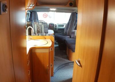 HYMER TRAMP GT 664 - Svea Husbilar (42)