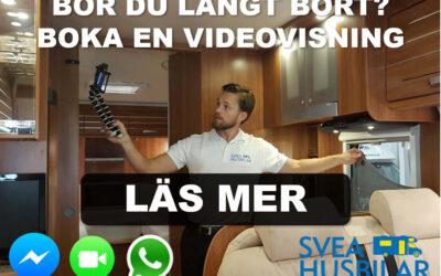 Videovisning