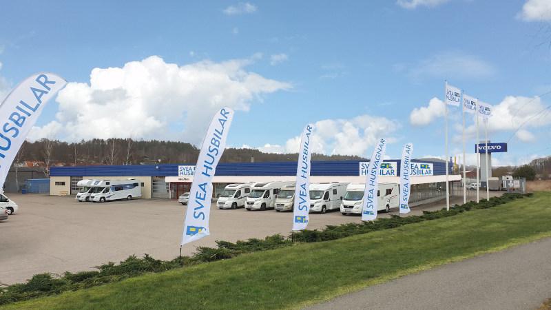 Svea Husbilar expanderar och öppnar upp anläggning i Kinna