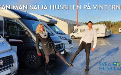 Kan man sälja husbilen på vintern?