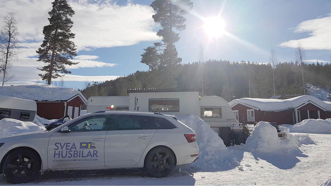 Att tänka på innan vintercamping – Förbered husbilen