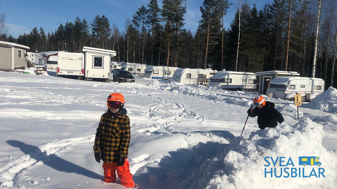 Vintercamping - Naturupplevelse utöver det vanliga