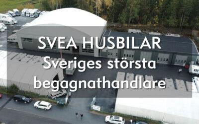 Svea Husbilar – Sveriges största begagnathandlare
